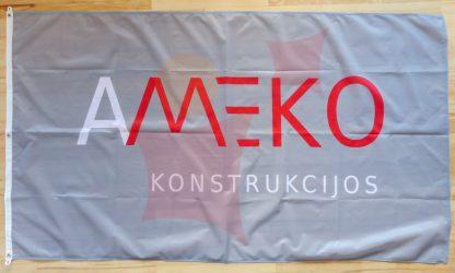 įmonės vėliavos gamyba