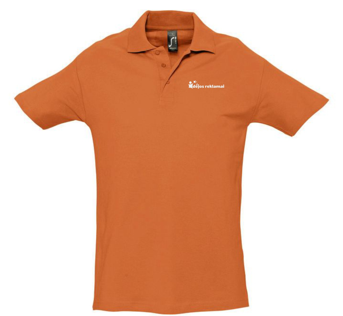 Polo marškinėliai su logotipu