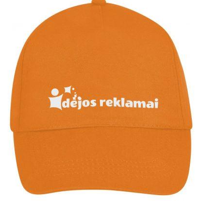 kepuraitė buzz oranžinė