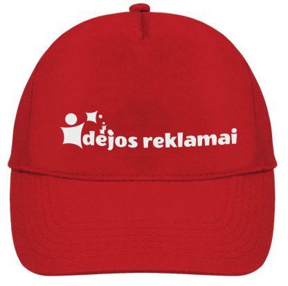 kepuraitė buzz raudona